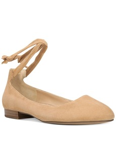 Franco Sarto Becca Ankle-Tie Flats Women's Shoes