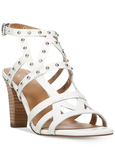Franco Sarto Calesta Strappy Embellished Sandals Women's Shoes