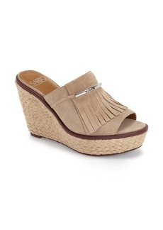Franco Sarto 'Candace' Wedge Mule (Women)