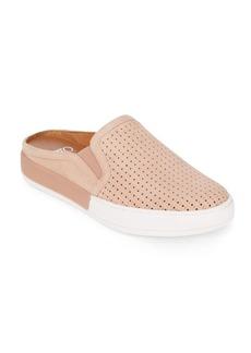 Franco Sarto Carona Leather Slippers