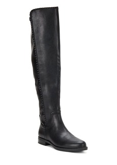 Franco Sarto Charlotte Knee-High Leather Boots