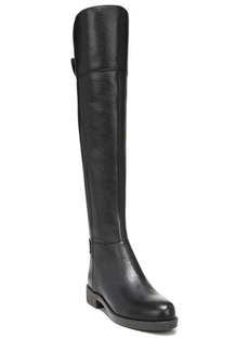 Franco Sarto Christine Leather Over-The-Knee Boots