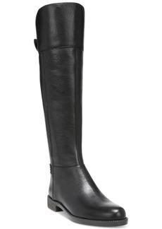 Franco Sarto Christine Wide-Calf Riding Boots Women's Shoes