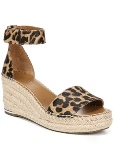 Franco Sarto Clemens 2 Wedge Sandals Women's Shoes