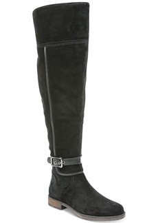 Franco Sarto Crimson Wide-Calf Over-The-Knee Boots Women's Shoes