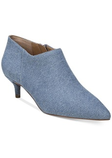 Franco Sarto Deepa Pointed Toe Booties Women's Shoes
