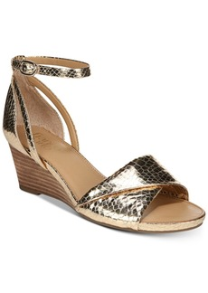Franco Sarto Deirdra Wedge Sandals Women's Shoes