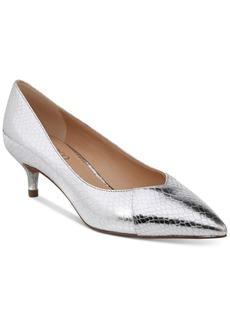 Franco Sarto Donnie Kitten Heel Pumps Women's Shoes