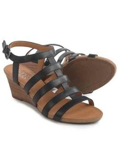 Franco Sarto Doretta Sandals - Leather, Wedge Heel (For Women)