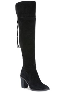 Franco Sarto Eckhart Over-The-Knee Boots Women's Shoes