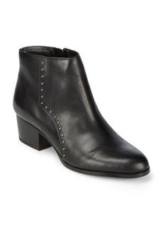 Franco Sarto Elysse Leather Booties