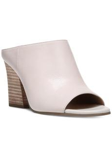 Franco Sarto Firefly Peep-Toe Mules Women's Shoes