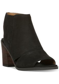 Franco Sarto Galaxy Peep-Toe Shooties Women's Shoes