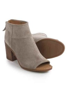 Franco Sarto Goldie Ankle Boots - Suede (For Women)