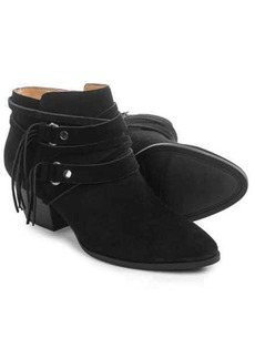 Franco Sarto Gonzalez Western Ankle Boots - Suede (For Women)