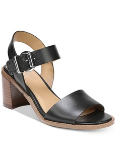 Franco Sarto Havana Block-Heel Dress Sandals Women's Shoes