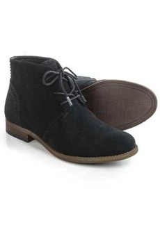 Franco Sarto Heathrow Chukka Boots - Suede (For Women)