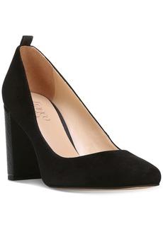 Franco Sarto Ingall Block-Heel Pumps Women's Shoes