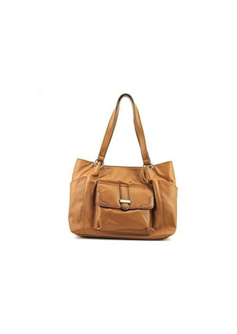 Franco Sarto Kara Travel Tote,Whiskey,One Size