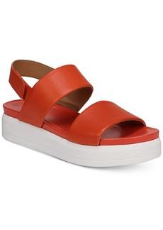 Franco Sarto Kenan Platform Wedge Sandals Women's Shoes