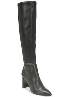 Franco Sarto Kolette Block-Heel Tall Boots Women's Shoes