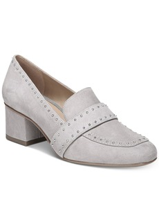 Franco Sarto Lance Block-Heel Pumps Women's Shoes