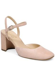 Franco Sarto Lavita Block-Heel Pumps Women's Shoes
