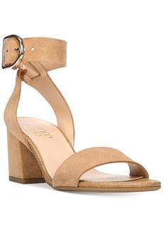Franco Sarto Marcy Block-Heel Sandals Women's Shoes