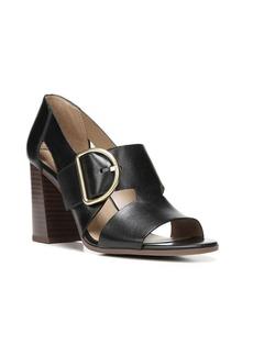 Franco Sarto Marketa Leather Open Toe Sandals