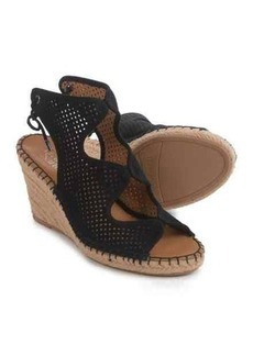 Franco Sarto Nash Wedge Sandals - Suede (For Women)