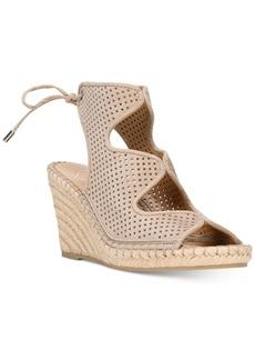 Franco Sarto Nash Wedge Sandals Women's Shoes