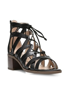 Franco Sarto Ocean Leather Strappy Sandals