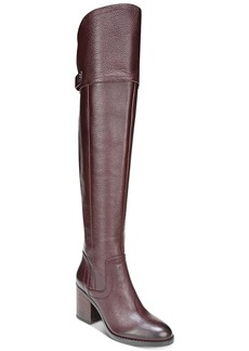 Franco Sarto Ollie Wide-Calf Over-The-Knee Boots Women's Shoes