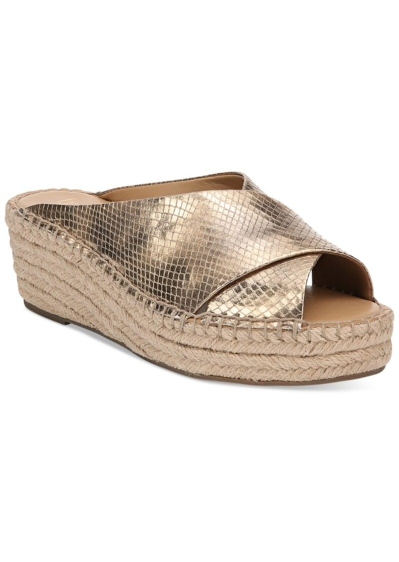 861796ea56b Polina Espadrille Platform Wedge Sandals, Created for Macy's Women's Shoes