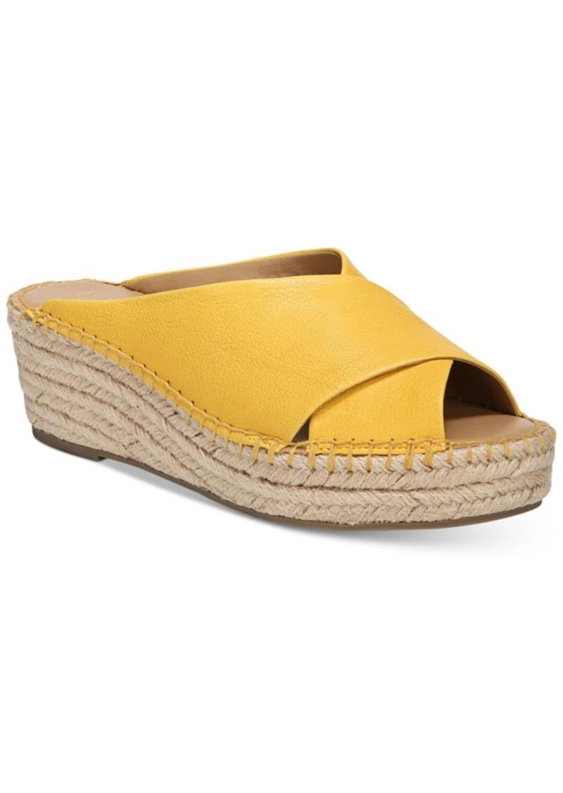 6db4dc0e164e1 Franco Sarto Polina Espadrille Platform Wedge Sandals, Created for Macy's  Women's Shoes