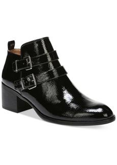 Franco Sarto Raina Block-Heel Booties Women's Shoes