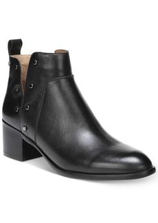 Franco Sarto Richland Block-Heel Booties Women's Shoes
