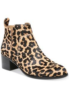 Franco Sarto Richland2 Block-Heel Booties Women's Shoes