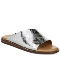 Franco Sarto Rye Slide Flat Sandals Women's Shoes