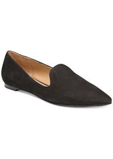 Franco Sarto Sadia Pointed-Toe Smoking Flats Women's Shoes