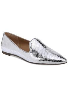Franco Sarto Sadia Pointed-Toe Smoking Flats Women's Shoes