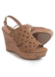 Franco Sarto Shea Micro Cork Wedge Sandals (For Women)