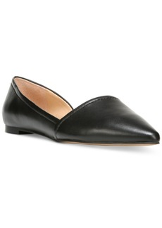 Franco Sarto Spiral Pointed-Toe Flats Women's Shoes