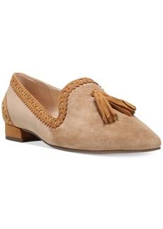 Franco Sarto Stella Pointed Toe Smoking Flats Women's Shoes