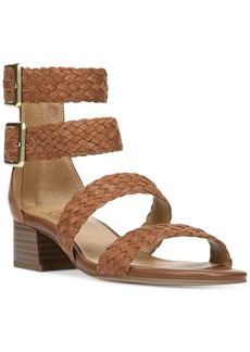 Franco Sarto Toma Double Ankle-Strap Sandals Women's Shoes