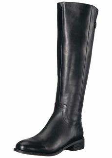 Franco Sarto Women's Brindley Equestrian Boot  7 W US
