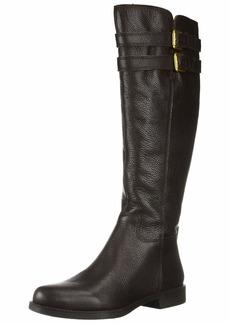 Franco Sarto Women's Christoff Equestrian Boot     M(Reg Calf)