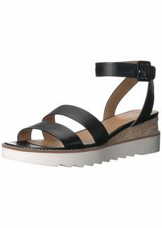 Franco Sarto Women's Connolly Wedge Sandal   M US