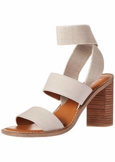Franco Sarto Women's Dear Heeled Sandal   M US
