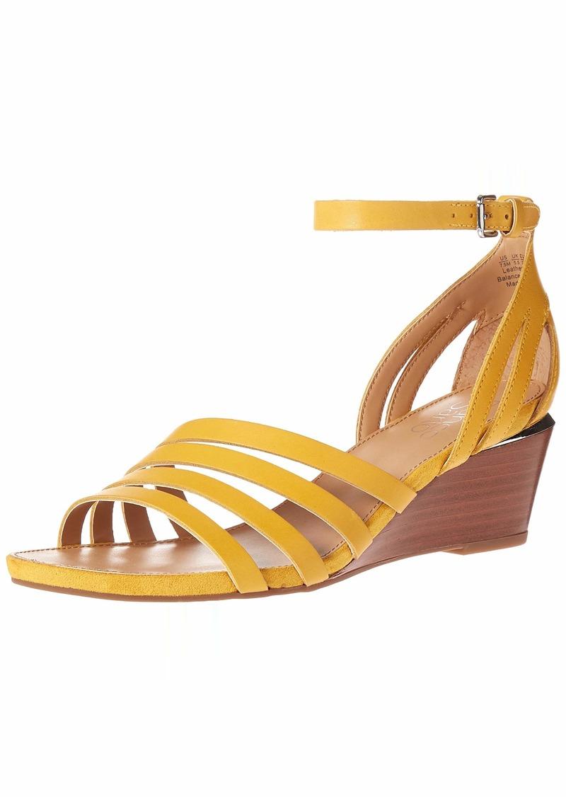 Franco Sarto Women's Della Wedge Sandal   M US